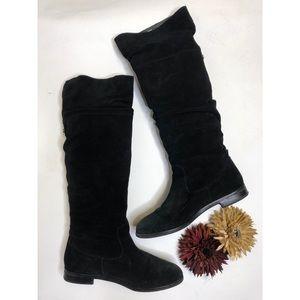 Steve Madden Balen Boots - Black - size 9